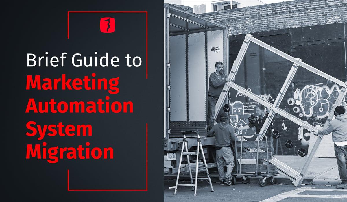 Marketing Automations System Migration Platform System Agency