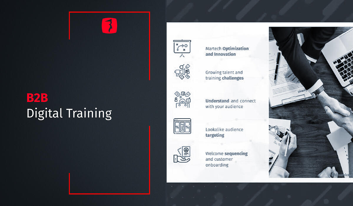 In this article, you will learn how companies are using B2B digital training to its' best extent