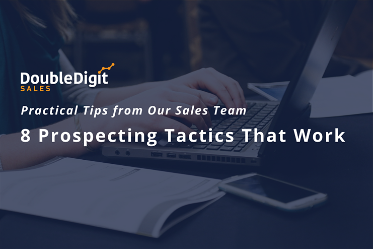 Prospecting Tactics that Land Meetings in Virtual Sales Environment