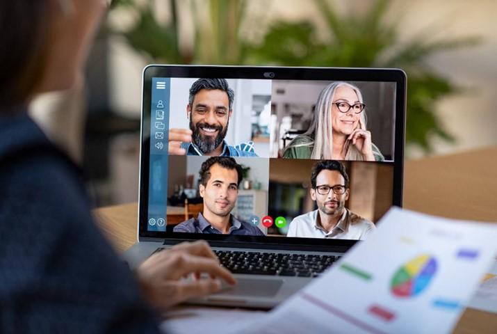 Virtual Sales Conference