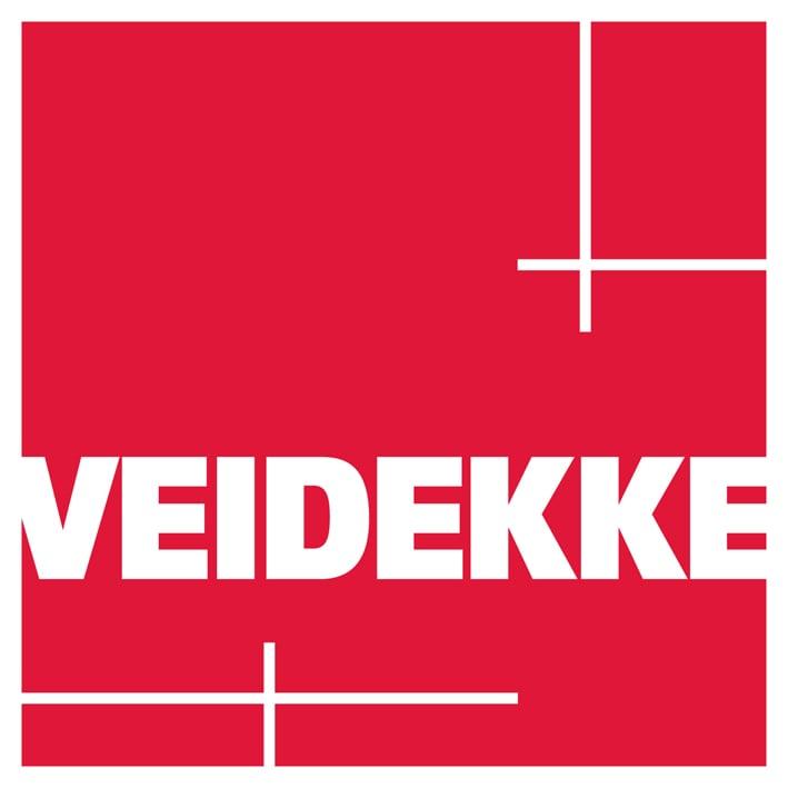 Veidekke-logo