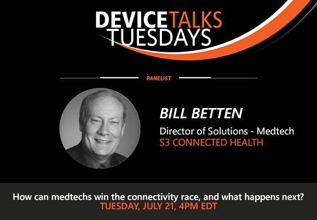 Webinar - How can medtech win the connectivity race, and what happens next?