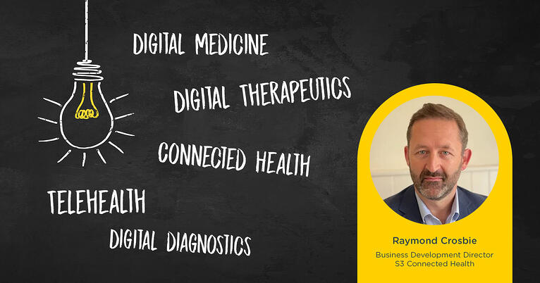 Digital health terminology: don't get bogged down in the ever-changing lexicon