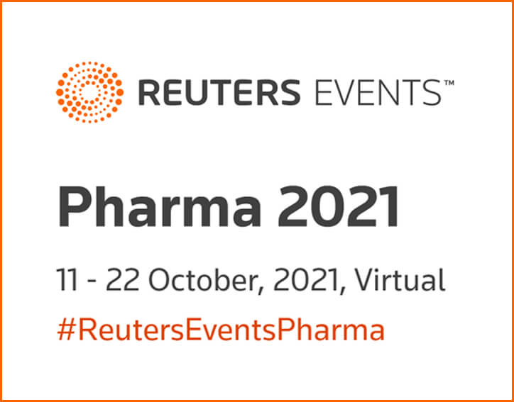 Reuters Pharma 2021 Barcelona
