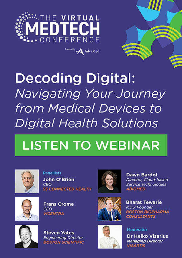 John O'Brien - Decoding Digital: Navigating Your Journey from Medical Devices to Digital Health Solutions