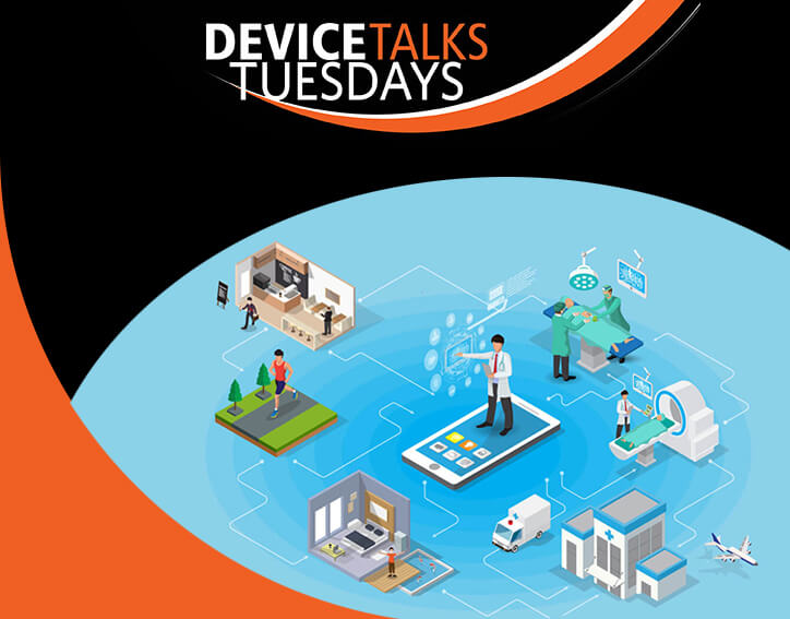 Webinar - Innovation in healthcare: devices, data, and disruption