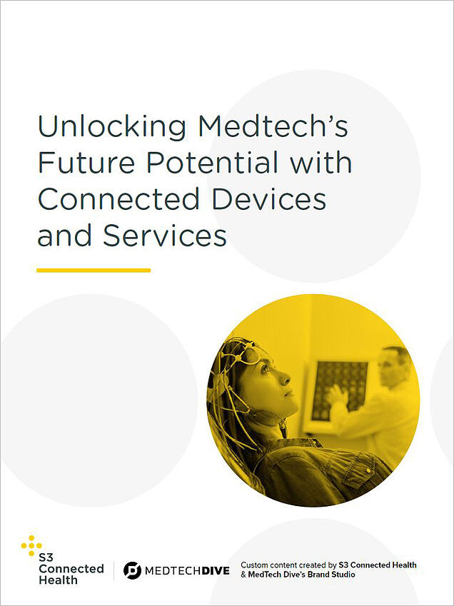 Unlocking Medtech's Future Potential with Connected Devices and Services