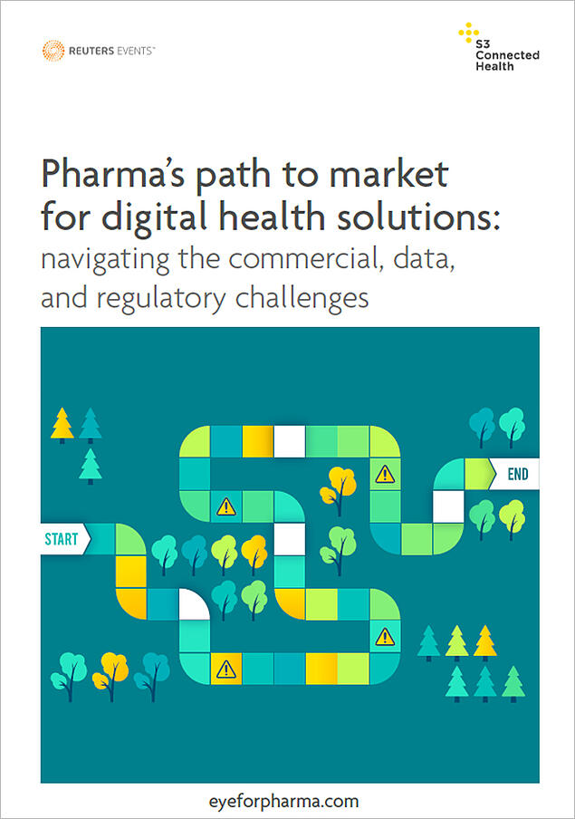 Pharma's path to market for digital health solutions: navigating the commercial, data, and regulatory challenges