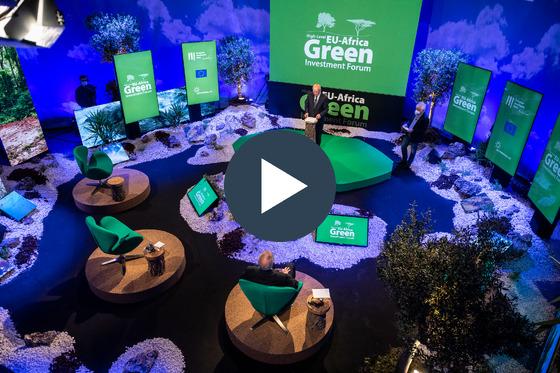 High-Level EU-Africa Green Investment Forum © Presidência Portuguesa do Conselho da União Europeia-Pedro Pina