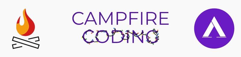 Campfire-Coding-Webinar: HTML und CSS am Stockbrot