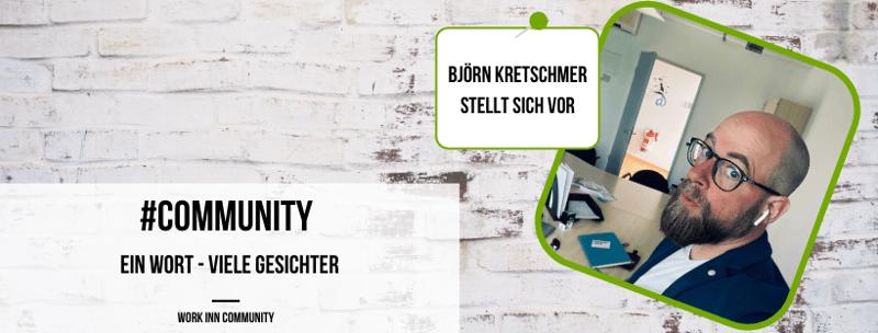 Community Update: 6 Fragen an Björn Kretschmer #papakretsche
