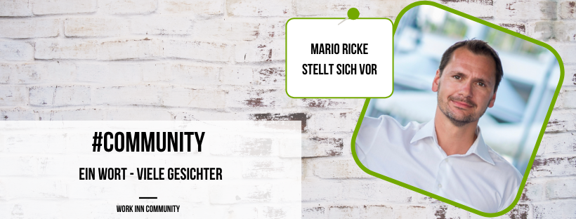 Community Update: 9  Fragen an Mario Ricke
