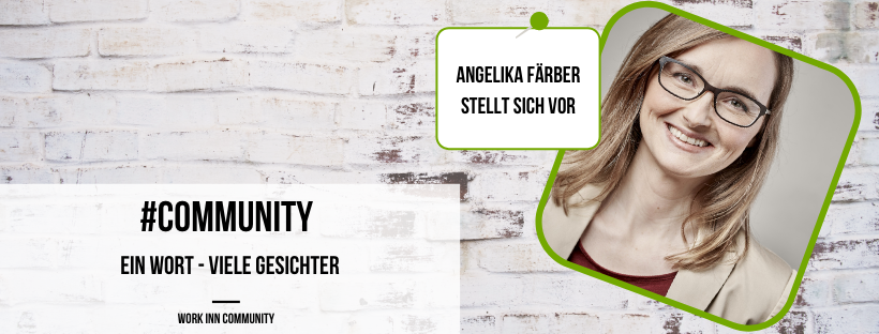 Community Update: 6 Fragen an Angelika Färber
