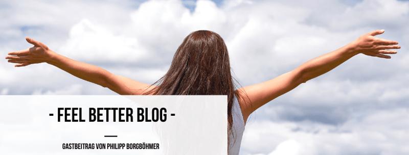 Oh hi Rückenschmerzen - Der feel better Blog