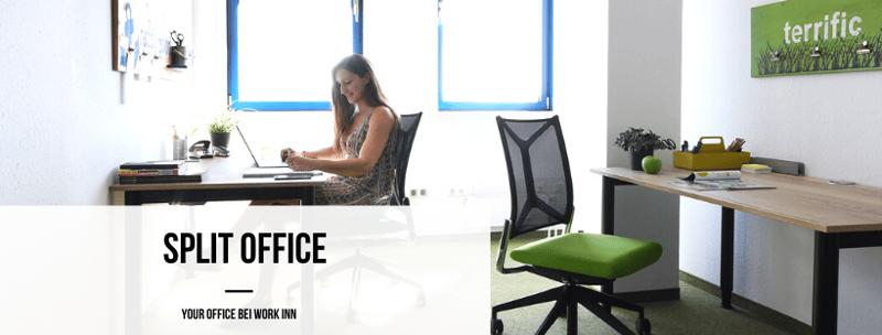 Split-Office: Alternative zum Home-Office