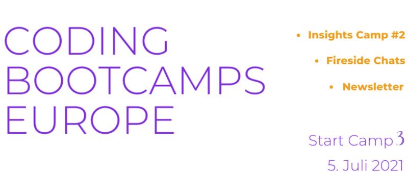Camp #2 ist gestartet