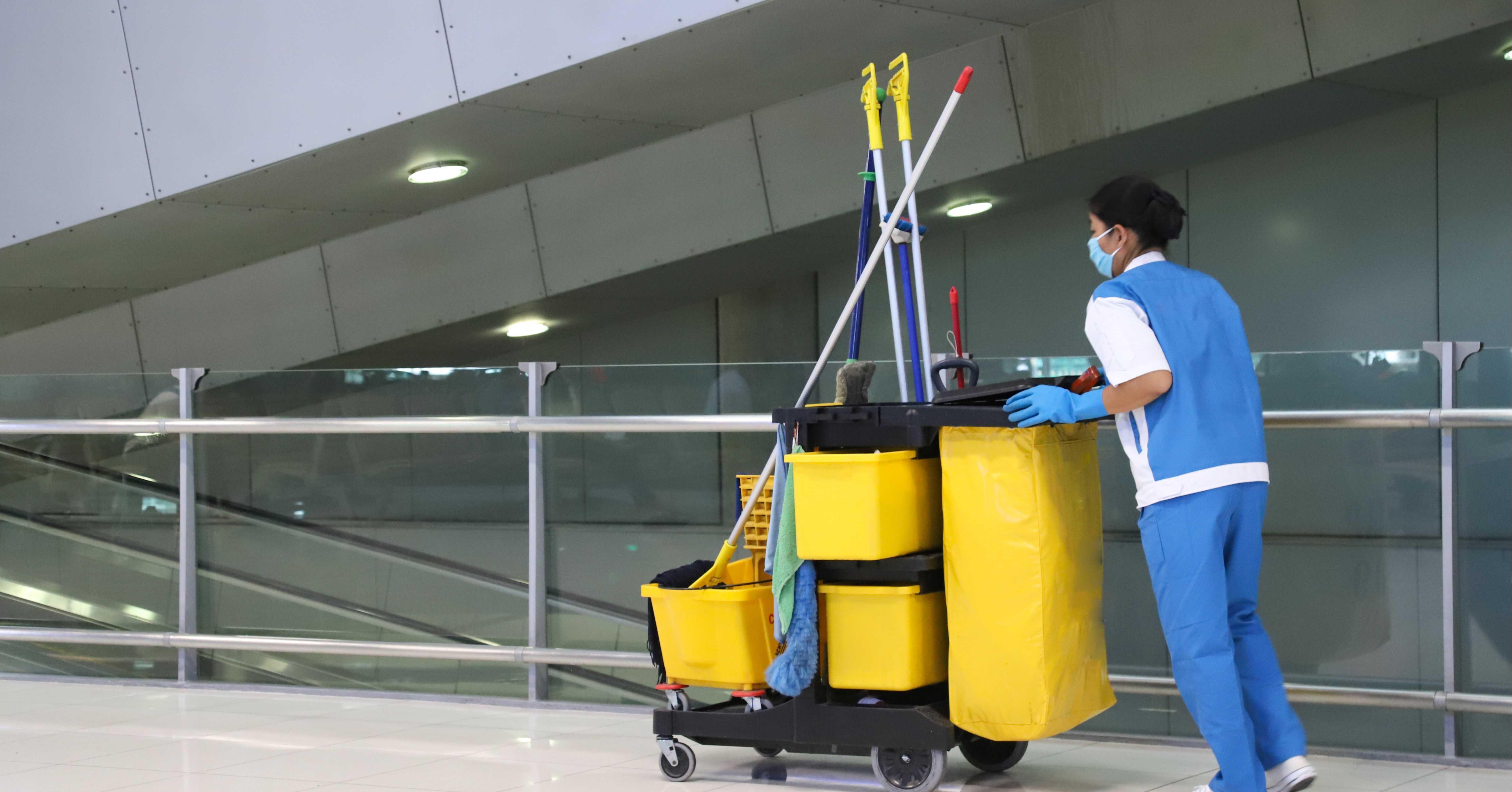 Waarom sanitaire services niet mogen ontbreken in je schoonmaakcontract