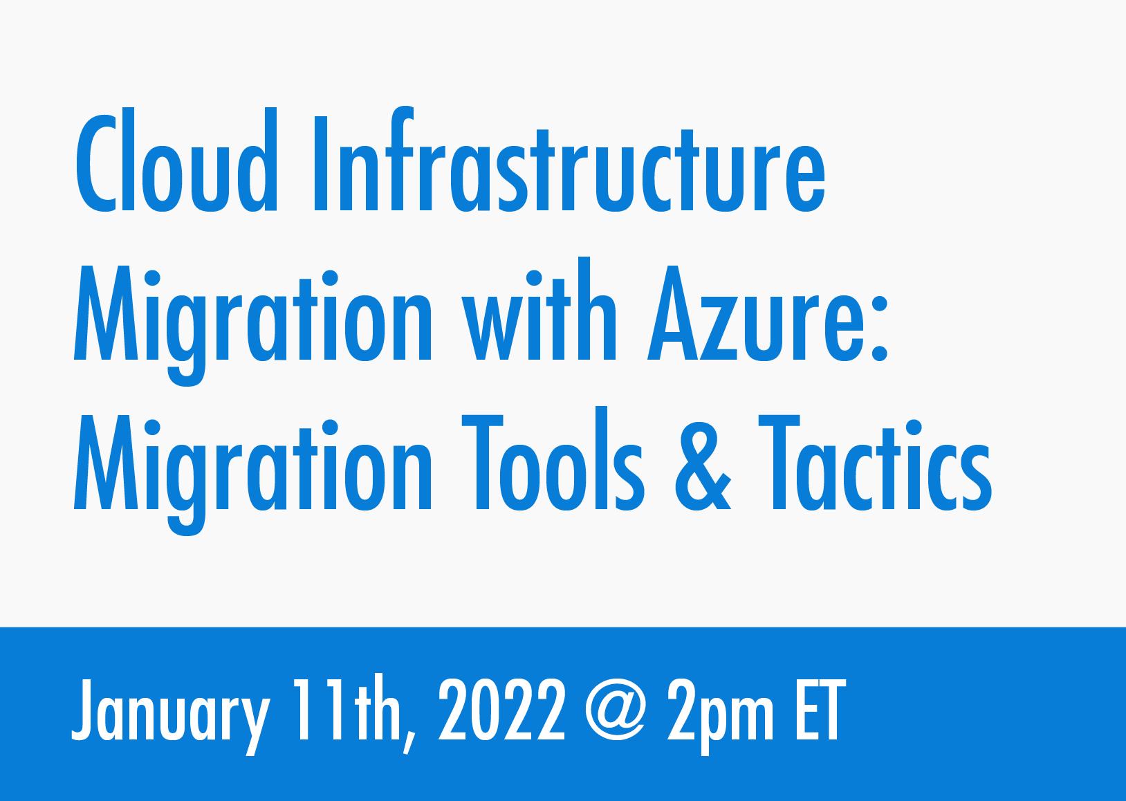 cloud-infrastructure-migration-azure