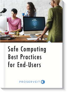 Safe Computing  Best Practices  for End-Users