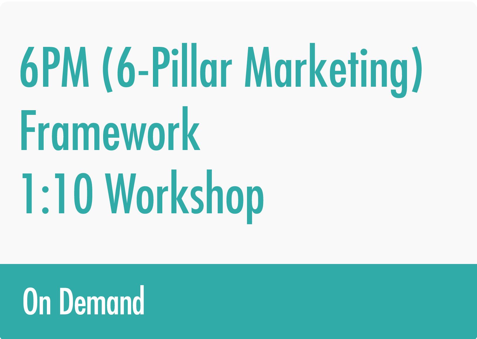 marketing-framework-workshop
