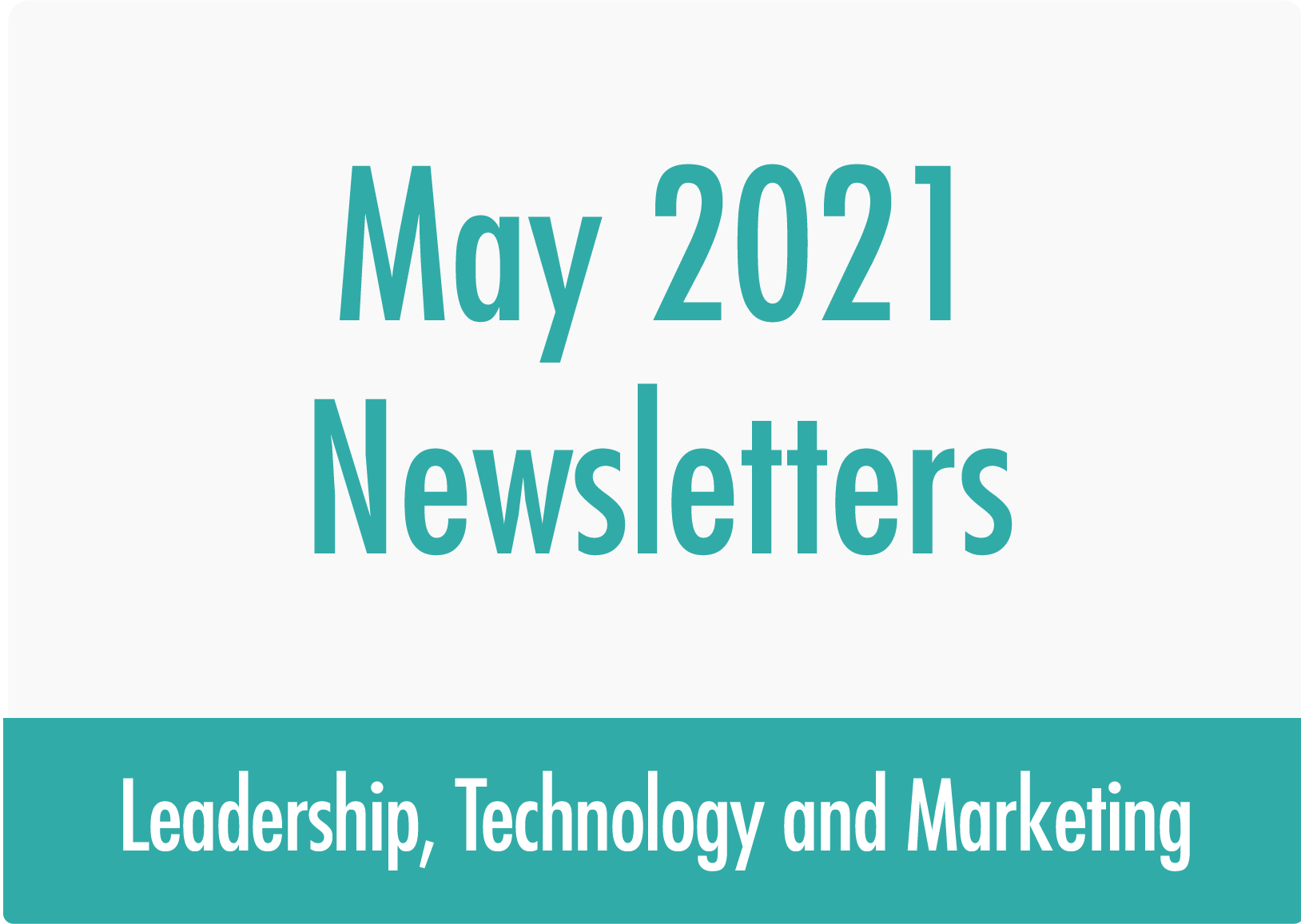 May Newsletter@4x