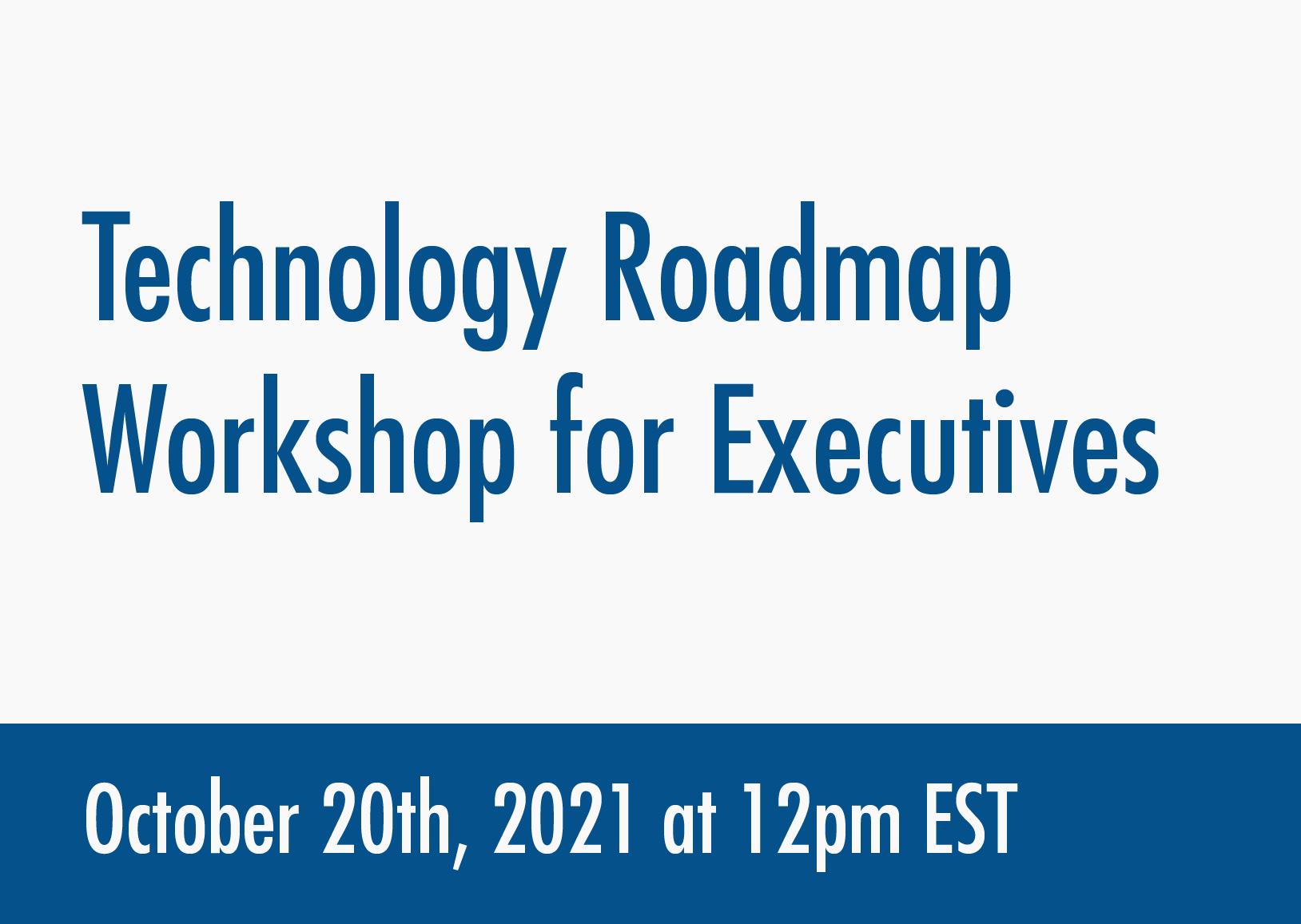 technology-roadmap-workshop