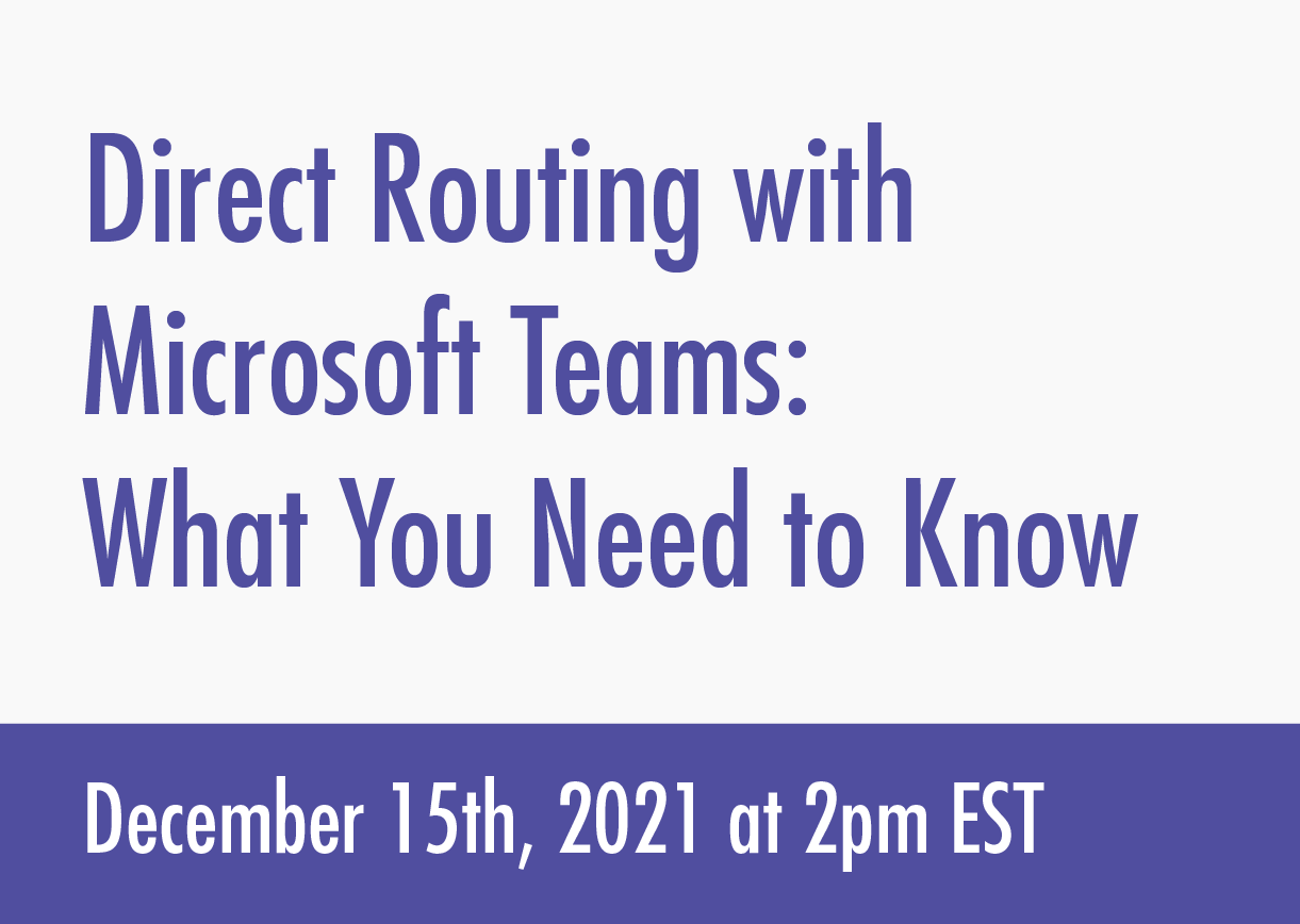 direct-routing-microsoft-teams