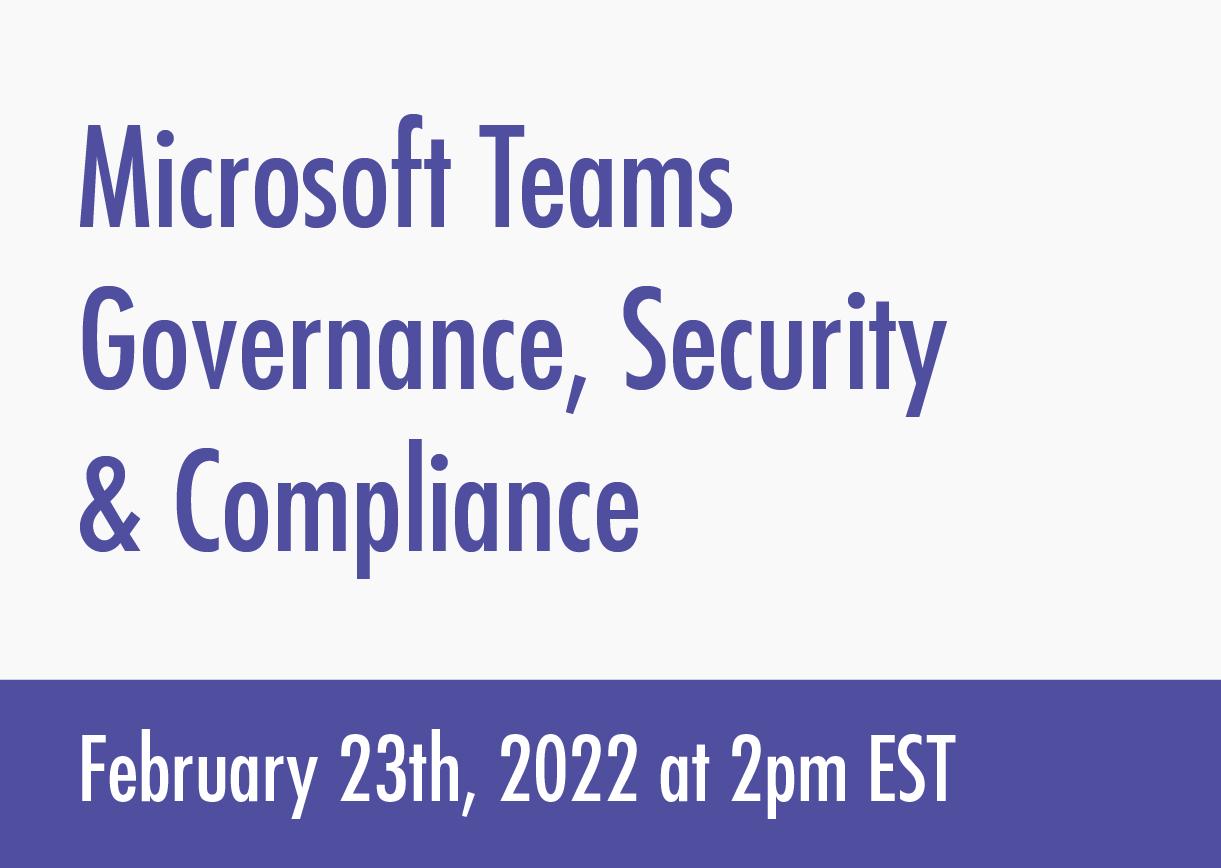 teams-governance-security-compliance
