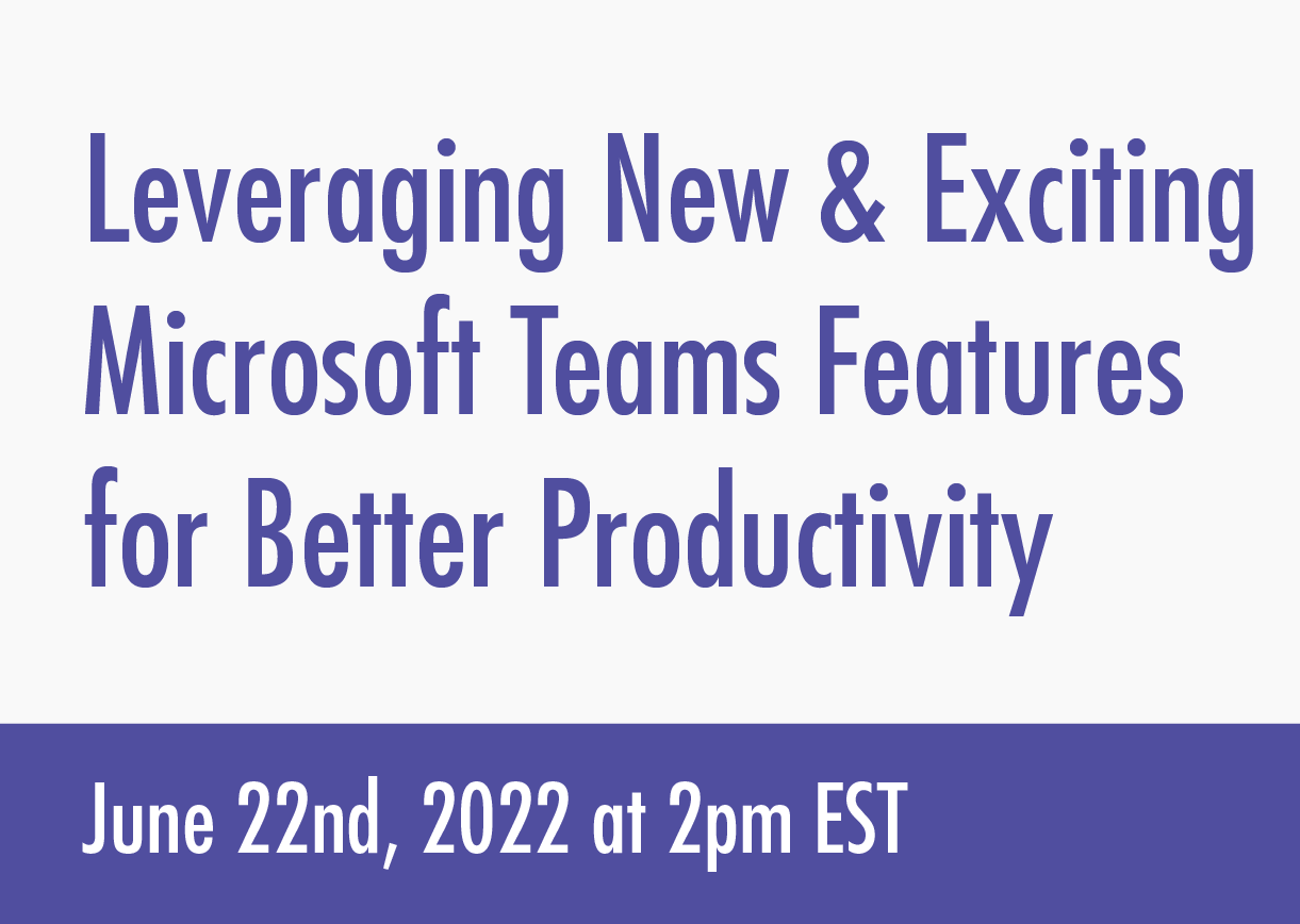 New-Microsoft-Teams-Features