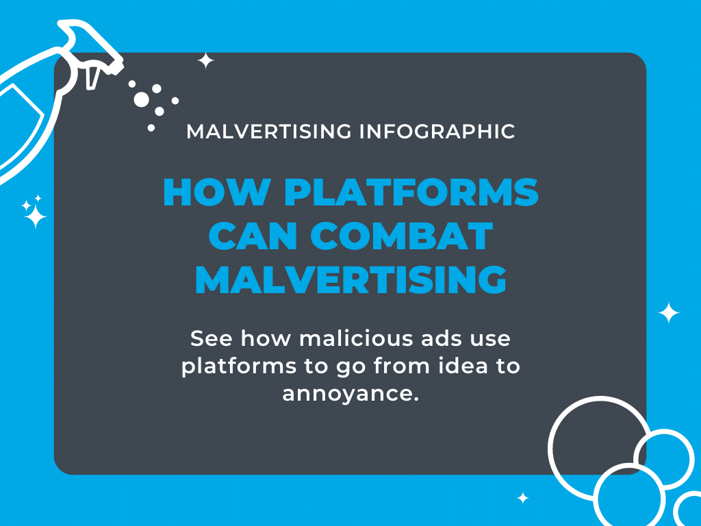 [Infographic] A More Effective Method for Platforms to Combat Malvertising