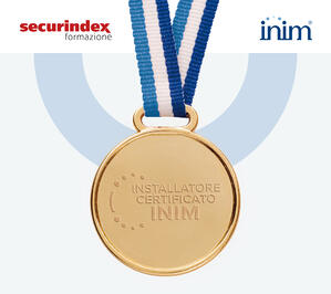 inim premia i suoi migliori installatori certificati ed investe nella loro formazione