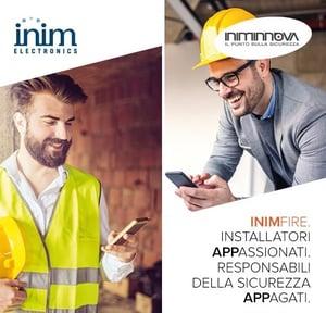 novita'2020- app inim fire