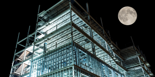 What equipment do you need to build a Pre-engineered metal building?