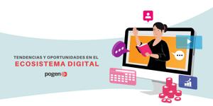 Brasil y México, países con más interacción en redes sociales