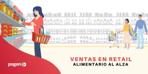 Ventas del retail de la alimentación crecerán para 2022