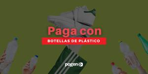 Adidas deja a sus clientes pagar con botellas de plástico