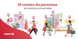 Beneficios del conteo de personas en centros comerciales