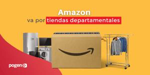 Amazon, ¿a la conquista de nuevos sectores?