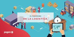 El panorama de la logística en México, en cifras