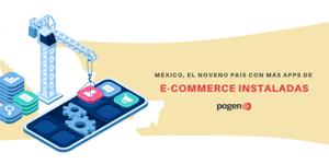 Los países que instalaron más apps de e-commerce este año