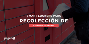 Smart lockers, ¿tendencia en la recolección de productos?