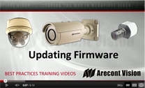 Arecont Vision Training Videos