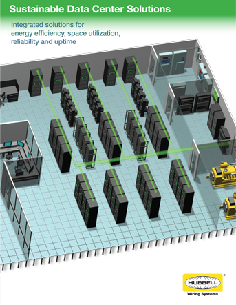 Hubbell Sustainable Data Center Solutions