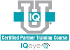 IQeye Certification Partner Training Course