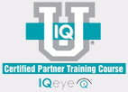 IQeye Certified Partner Training Course
