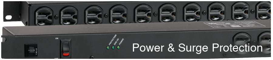 Power and Surge Protection