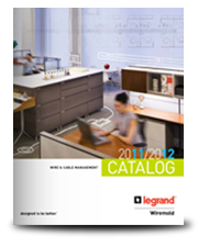Wiremold Wire & Cable Management Catalog 2011-2012