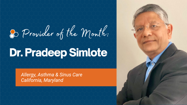 Dr. Simlote: Going Above and Beyond to Create a COVID-Free Community