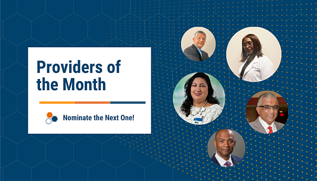 Providers of the Month: Stories of Service, Grit, and Determination