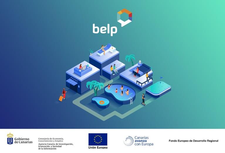 Belp continúa avanzando gracias a la financiación del Gobierno de Canarias y el Programa FEDER